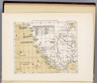 From map of North America by Thomas Jefferys. 1782. Reduced. Julius Bien, Photo-lith. U.S. Geographical Surveys West of the 100th Meridian. (1889)