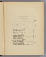 Contents: Report U.S. Geog. Surveys West of the 100th Meridian v. 2.