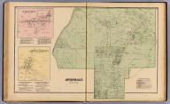 Avondale, Mill Creek township. (with) Newton, Anderson Township. (with) Montgomery, Sycamore Township. (1869)