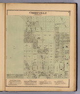 Corryville, Mill Creek Township (1869)