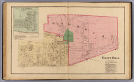 Walnut Hills, Mill Creek Township. (with) California, Anderson Township. (1869)