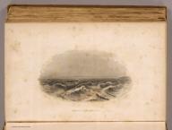Wreck of the Peacock. Drawn by A.T. Agate. Engraved by T. House. (Philadelphia: Lea & Blanchard. 1845)