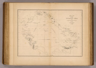 Map of the Sooloo Sea and Archipelago by the U.S. Ex. Ex., 1842. Engraved by Edwd. Yeager, Philada. (Philadelphia: Lea & Blanchard. 1845)