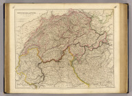 Switzerland &c. and the passes of the Alps, by J. Arrowsmith. London, pubd. 15 Feby. 1832 by J. Arrowsmith, 35 Essex Street, Strand.