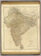 India, by J. Arrowsmith. London, pubd. 15 Feby. 1832 by J. Arrowsmith, 35 Essex Street, Strand.
