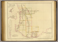 Discoveries in Western Australia from documents furnished to the Colonial Office by J.S. Roe Esqre., Survr. Genl. (with) Guildford. (with) Fremantle. (with) Perth. (with) Kelmscott. (with) Augusta. By permission dedicated to R.W. Hay Esqre., one of H.M. under secretaries of state for the colonies, by his obliged servant J. Arrowsmith. London, pubd. May 31st, 1833 by J. Arrowsmith, 35 Essex Street, Strand.