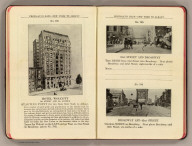Photo-auto maps--New York to Albany. No. 796. Hotel Wolcott, 31st Street and 5th Avenue. No. 795. 31st Street and Broadway. No. 794. Broadway and 42nd Street. (Compiled by Gardner S. Chapin and Arthur H. Schumacher. Copyright, 1907, by G.S. Chapin, Chicago. Published by the Motor Car Supply Co. ... The Automobile Supply Co. ... Chicago, Ill.)