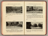 Photo-auto maps--New York to Albany. No. 765. (Fishkill Village). No. 764. Fishkill Village. No. 763. Poughkeepsie. No. 762. (Poughkeepsie. Compiled by Gardner S. Chapin and Arthur H. Schumacher. Copyright, 1907, by G.S. Chapin, Chicago. Published by the Motor Car Supply Co. ... The Automobile Supply Co. ... Chicago, Ill.)
