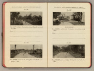 Photo-auto maps--Saratoga Springs to Albany. No. 34C ... 35C. (Maltaville). No. 36C. Maltaville. No. 37C. (Mechanicsville. Compiled by Gardner S. Chapin and Arthur H. Schumacher. Copyright, 1907, by G.S. Chapin, Chicago. Published by the Motor Car Supply Co. ... The Automobile Supply Co. ... Chicago, Ill.)