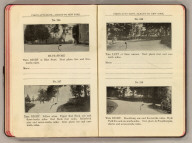 Photo-auto maps--Albany to New York. No. 246. Blue Store. No. 247. (Upper Red Hook). No. 248. (Rhinebeck). No. 249. (Staatsburg. Compiled by Gardner S. Chapin and Arthur H. Schumacher. Copyright, 1907, by G.S. Chapin, Chicago. Published by the Motor Car Supply Co. ... The Automobile Supply Co. ... Chicago, Ill.)