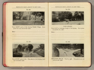 Photo-auto maps--Albany to New York. No. 257. (Fishkill Village). No. 258. (Cold Spring). No. 259. Cold Spring. No. 260. (Cold Spring. Compiled by Gardner S. Chapin and Arthur H. Schumacher. Copyright, 1907, by G.S. Chapin, Chicago. Published by the Motor Car Supply Co. ... The Automobile Supply Co. ... Chicago, Ill.)