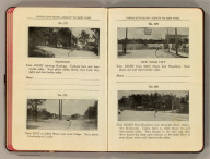 Photo-auto maps--Albany to New York. No. 277. Hastings. No. 278. (New York City). No. 279. New York City. No. 280. (New York City. Compiled by Gardner S. Chapin and Arthur H. Schumacher. Copyright, 1907, by G.S. Chapin, Chicago. Published by the Motor Car Supply Co. ... The Automobile Supply Co. ... Chicago, Ill.)