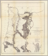 From the Northern Boundary of California to the Columbia River from Explorations and Surveys made under the direction of the Hon. Jefferson Davis Secretary of War by Lieut. R.S. Williamson, U.S. Topl. Engrs. and Lieut. H.L. Abbot, U.S. Topl. Engrs., H.C. Fillebrown, J. Young and C.D. Anderson, Assts. 1855. Explorations and surveys for a railroad route from the Mississippi River to the Pacific Ocean. War Department. Routes in Oregon and California. Map No. 2. Drawn by John Young. Engd. by Selmar Siebert.