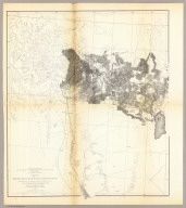 From the Mud Lakes to the Pacific Ocean, from Explorations and Surveys made under the direction of the Hon. Jefferson Davis Secretary of War by Capt. E.G. Beckwith, 3d. Artillery. F.W. Egloffstein, Topographer for the Route. 1855. Explorations and surveys for a railroad route from the Mississippi River to the Pacific Ocean. War Department. Route near the 41st Parallel. Map No. 4. Selmar Siebert's Engraving & Printing Establishment. Washington, D.C.