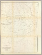 From the Western Boundary of Missouri to the Mouth of Trap Creek, from Explorations and Surveys made under the direction of the Hon. Jefferson Davis Secretary of War by Capt. J.W. Gunnison. Topl. Engrs. assisted by Capt. E.G. Beckwith 3d Artillery. R.H. Kern Topographer in the field. 1855. Explorations and surveys for a railroad route from the Mississippi River to the Pacific Ocean. War Department. Route near the 38th & 39th Parallels. Map No. 1. Engraved by Selmar Siebert.
