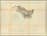 Map and Profile of the Tejon Pass, from Explorations and Surveys made under the direction of the Hon. Jefferson Davis, Secretary of War by Lieut. R.S. Williamson Topl. Engr. assisted by Lieut. J.G. Parke Topl. Engr. and Mr. Isaac Williams Smith, Civ. Engr. 1853. Explorations and Surveys for a Rail Road Route from the Mississippi River to the Pacific Ocean. War Department. Routes in California to connect with the routes near the 32nd and 35th parallels. Engr. by Selmar Siebert.