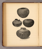 Ancient pottery from Tusayan. (1895)