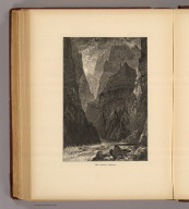 The Grand Canyon. (1895)