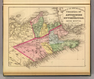 Antigonish, Guysborough counties, N.S.
