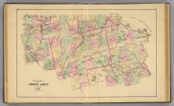 Colby's maps of the timber lands of Maine. No. 3. (1885)