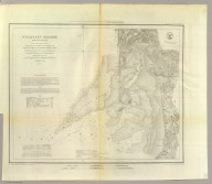 Wellfleet Harbor, Massachusetts. From a trigonometrical survey under the direction of A.D. Bache, Superintendent of the Survey of the Coast of the United States. Triangulation by Capt. T.J. Cram, Topl. Engs. & C.M. Eakin assts. Topography by H.L. Whiting and J.B. Gluck, assistants. Hydrography by the party under the command of Lieut. C.H. McBlair, U.S.N. assistant. Published in 1853. Drng. by W.M.C. Fairfax, asst. J.J. Ricketts and M.C. Gritzner. Eng. by S. Siebert, E.F. Woodward and S.E. Stull. Electrotype copy no. 1 by G. Mathiot, U.S.C.S. (with logo) U.S. Coast Survey Office.