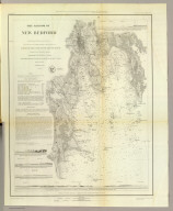 The harbor of New Bedford. Founded upon a trigonometrical survey under the direction of Alex. D. Bache, Superintendent of the Survey of the Coast of the United States. Triangulation by C.M. Eakin assistant. Topography by H.L. Whiting assistant. Hydrography under the direction of G.S. Blake, Lieut. Comg., U.S. Navy. Published in 1846. Republished in 1850. Drawn by H.L. Whiting assistant. Engraved by Sherman & Smith, New York. Printed by H. Benner. Electrotype copy no. 5 by G. Mathiot, U.S.C.S. (with logo) U.S. Coast Survey Depot.