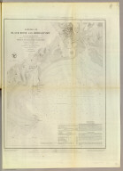 Harbors of Black Rock and Bridgeport. Founded upon a trigonometrical survey under the direction of F.R. Hassler, Superintendent of the Survey of the Coast of the United States. Triangulation by J. Ferguson, assistant. Topography by C.M. Eakin. Hydrography by the party under the command of Lieutenant G.S. Blake, U.S. Navy. Published in 1848. A.D. Bache, Superintendent. Reduction for engraving by M.I. McClery, assistant, with some additions by J.M. Wampler, draughtsman. Topography engraved by S.T. Pettit, apprentice, finished by F. Dankworth, O.A. Lawson & A. Rolle. Lettering by F. Dankworth and J. Knight. Electrotype copy no. 1 by G. Mathiot, U.S.C.S. (with logo) U.S. Coast Survey Office.