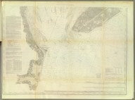 (Map of Delaware Bay and River). Sheet no. 1. (Founded upon a trigonometrical survey under the direction of F.R. Hassler and A.D. Bache, Superintendents of the Survey of the Coast of the United States. Triangulation by F.R. Hassler, assts. J. Ferguson, E. Blunt, C.M. Eakin, F.H. Gerdes, J.J.S. Hassler & J.E. Johnstone, Capt. Topl. Engrs. Topography by assistants W.M. Boyce, F.H. Gerdes, J.J.S. Hassler, H.L. Whiting, G.D. Wise & B.F. Sands, U.S.N. Hydrography by the party under the command of G.S. Blake, Lieutenant U.S. Navy. Soundings outside the capes under the direction of T.R. Gedney and G.M. Bache, Lieutenants U.S. Navy. Published in 1848. A.D. Bache, Superintendent). Final reduction for engraving of topography by W.M.C. Fairfax, asstist. & of hydrography by Lt. J.B. Dale, U.S.N. Engraved by F. Dankworth, assisted by O.A. Lawson. Views engraved by O.A. Lawson. Lettering by J. Knight. (Electrotype copy no. 4 by G. Mathiot, U.S.C.S.)