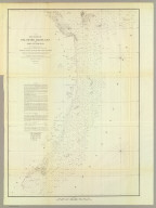 Sea Coast of Delaware, Maryland and part of Virginia. From a trigonometrical survey under the direction of A.D. Bache, Superintendent of the Survey of the Coast of the United States. Triangulation by J. Farley, E. Blunt & J.E. Johnstone, Capt. Top. Engrs., assistants. Topography by J.J.S. Hassler & G.D. Wise, assts. & W.M. Johnson, sub. asst. Hydrography by the parties under the command of T.R. Gedney, Lieuts. G.M. Bache, S.P. Lee, R. Bache & J.J. Almy, U.S. Navy, assistants U.S. Coast Survey. Published in 1852.