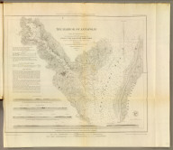 The Harbor of Annapolis. Founded upon a trigonometrical survey under the direction of A.D. Bache, Superintendent of the Survey of the Coast of the United States. Triangulation by James Ferguson and Ferd. H. Gerdes, assistants. The hydrography under the direction of George M. Bache, Lieutenant, U.S. Navy. Topography by F.H. Gerdes, assistant. Published in 1846. Final reduction for engraving by R.D. Cutts, assistant. Topography engd. by J.H. Young, Phila. & the views by O. Lawson, Washn. Electrotype copy no. 1 by G. Mathiot, U.S.C.S. (with logo) U.S. Coast Survey Depot.