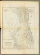 Mouth of Chester River. (Harbor of refuge no.). From a trigonometrical survey under the direction of A.D. Bache, Superintendent of the Survey of the Coast of the United States. Triangulation by J. Ferguson and J.E. Johnston(e), Capt. Topl. Engrs., assistants. Topography by H.L. Whiting, R.D. Cutts and J.C. Neilson, assts. Hydrography by the party under the command of W.P. McArthur, Lieutenant, U.S. Navy. Published in 1849. Final reduction for engraving by Wm. Luce and C. Mahon, draughtsmen. Engraving by F. Dankworth, O.A. Lawson, W. Smith and S.T. Pettit. Printed by H. Benner. Electrotype copy no. 2 by G. Mathiot, U.S.C.S. (with logo) U.S. Coast Survey Office.
