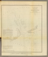 Reconnaissance of Hatteras Inlet, North Carolina. U.S. Coast Survey, A.D. Bache, Superintendent. By the hydrography party under the command of Lieut. R. Wainwright, U.S.N., assistant. 1853. Fourth Edition.