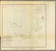 Sketch of Ocracoke Inlet, North Carolina. U.S. Coast Survey, A.D. Bache, Superintendent. Triangulation by A.S. Wadsworth, assistant. Topography by I.H. Adams, ass't. Hydrography by the party under the command of Lt. R. Wainwright, U.S.N., assistant. 1852. (with logo) U.S. Coast Survey Office.