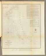 Sketch of Frying-Pan Shoals and Cape Fear River. U.S. Coast Survey. A.D. Bache, Superintendt. By the parties under the command of Lieuts. T.A. Jenkins & J.N. Maffitt, U.S.N., assistants, U.S.C.S. (with logo) U.S. Coast Survey Office.