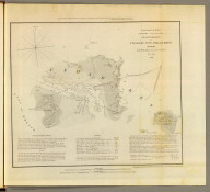 Reconnaissance of Channel No. IV, Cedar-Keys, Florida. U.S. Coast Survey, A.D. Bache, Superintendent. By F.H. Gerdes, Assistant U.S.C.S. 1852. Topography engraved by Tho. H. Oehlschlager, outlines and lettering by Saml. E. Stull.