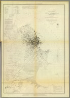 U.S. Coast Survey A.D. Bache, Superintendent, city of San Francisco and its vicinity, California. From a trigonometrical survey by R.D. Cutts, assistant. Topography by A.F. Rodgers sub-assistant. Hydrography by the party under the command of Lieut. James Alden U.S.N. Asst. 1853. U.S. Coast Survey Office. Verified I.I. Stevens ... Outlines and Topography engraved by Max. F.O. Strobel, Lettering by E.F. Woodward. Electrotype copy no. 1 by G. Mathiot, U.S.C.S.