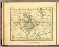 (Ophiuchus or Serpentarius and Serpens). Published, February 1, 1822, by G. & W.B. Whittaker, T. Cadell & N. Hailes, London. A. Jamieson 1820. Neele & Son, 352 Strand.