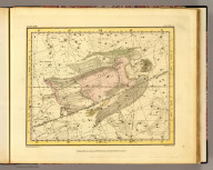 (Virgo). Published, February 1, 1822, by G. & W.B. Whittaker, T. Cadell & N. Hailes, London. Drawn by A. Jamieson for 1820. Neele & Son, 352 Strand.