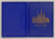 (Covers to) The Green-Wood Cemetery. 1901.