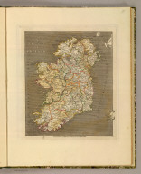 A new map of Ireland. London, Published by William Darton Junr., Septr. 23, 1811, 58 Holborn Hill.