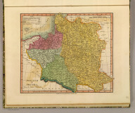 Poland & Prussia, from the latest authorities. Published Octr. 1st, 1811 by W. Darton Junr., 58 Holborn Hill.