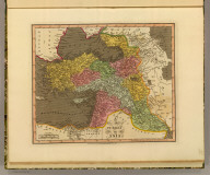 A new map of Turkey in Asia. London, Published November 9th, 1811, by Willm. Darton Junr., 58 Holborn Hill.
