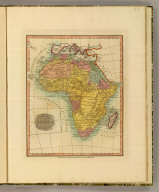 A new map of Africa from recent authorities. Delineated by W. Darton Junr., No. 58 Holborn Hill, London. London, Published Octr. 16, 1811 by W. Darton Junr., Engraver and Printer, 58 Holborn Hill.