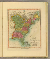 The United States of America. Published Jany. 1, 1812, by W. Darton Junr., Holborn Hill.