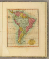 South America, from the latest authorities. Engraved by Willm. Darton, No. 58 Holborn Hill. Published Jany. 26, 1812 by Willm. Darton, London.