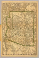 Rand, McNally & Co.'s Arizona. (Entered ... 1879, by Rand, McNally & Co. ... Washington)