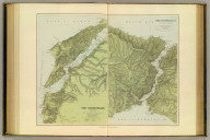 The Dardanelles and the Troad. The Bosphorus and Constantinople. London atlas series. Stanford's Geog. Establishment, London. London : Edward Stanford, 26 & 27, Cockspur St., Charing Cross, S.W. (1901)