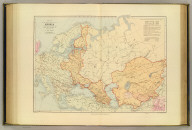 Sketch of the acquisitions of Russia in Europe and Central Asia since the accession of Peter 1st to the throne. London atlas series. Stanford's Geographical Establishment. London : Edward Stanford, 26 & 27, Cockspur St., Charing Cross, S.W. (1901)