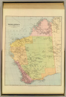 Western Australia. London atlas series. Stanford's Geographical Establishment. London : Edward Stanford, 26 & 27, Cockspur St., Charing Cross, S.W. (1901)