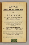 (Title Page to) Alaska. Published by Geo. F. Cram, Chicago, Ill. (on verso) Map of the territory of Hawaii. Published by Geo. F. Cram. Minor U.S. possessions in the Pacific Ocean. Compiled from the latest surveys by Eugene Murray Aaron. (1901?)